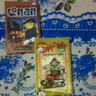 2 cuốn truyện Conan tập 16 và cuốn Thần đồng Đất Việt tập 20 của buiquangbao tại Đà Nẵng - 3209726