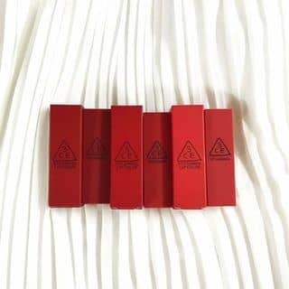 3CE RED REPICE CHƯA BAO GIỜ HẾT HOT của leeokyo tại Kiên Giang - 3403650