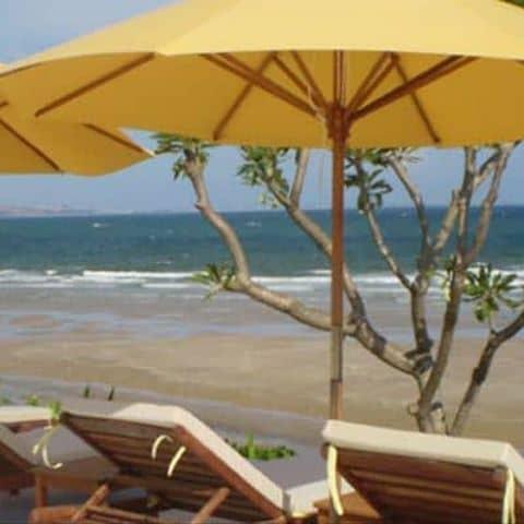 Các hình ảnh được chụp tại Allezboo Beach Resort & Spa