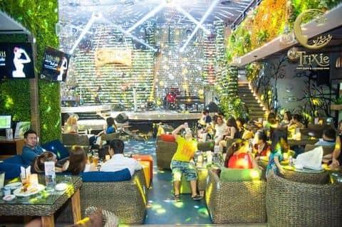 Âm nhạc - 4735211 trangnguyen1925 - Trixie Cafe & Lounge - 165 Thái Hà - 165