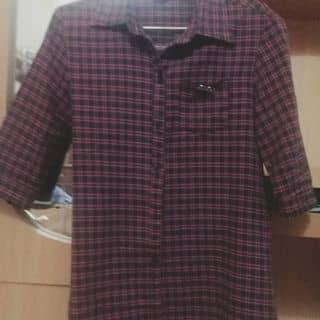 áo kẻ thanh lý 25k của shiodomemiuna tại Bắc Kạn - 3699114