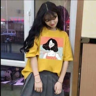 Áo thun cô gái  của lamnghi10 tại Hồ Chí Minh - 3590671