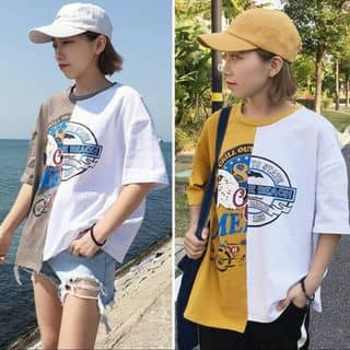 áo thun hàn quốc streetstyle size free của siuchen1 tại Shop online, Huyện Lục Yên, Yên Bái - 3648907
