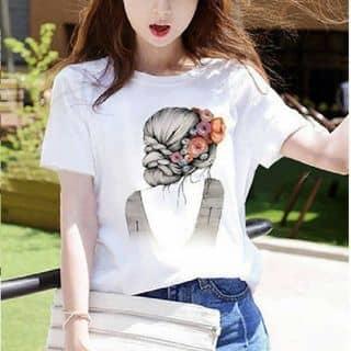 áo thun phía sau một cô gái size M L của siuchen1 tại Shop online, Huyện Lục Yên, Yên Bái - 3642364