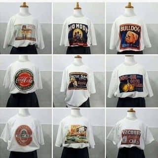 Áo thun vintage của aitrantruongvo tại Cần Thơ - 3274140