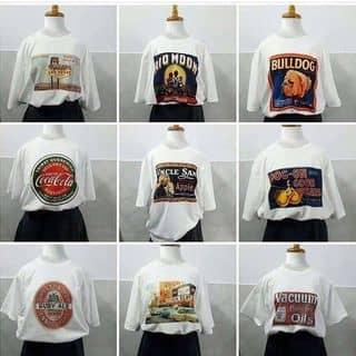 Áo thun vintage của chanchan1997 tại Cần Thơ - 3275229