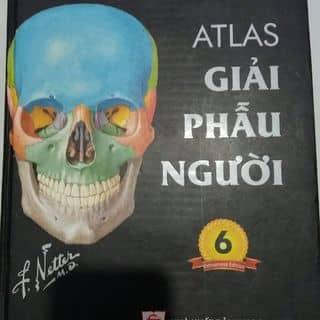 ATLAS GIẢI PHẪU NGƯỜI giảm giá 15% của ocsen7 tại Chợ Trà Vinh, phường 3, Thị Xã Trà Vinh, Trà Vinh - 3335994