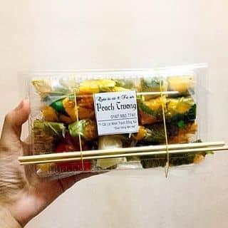 Bánh tráng cuốn của truongpeach tại 01679807741, 71 Cát Lái, Quận 2, Hồ Chí Minh - 2522665