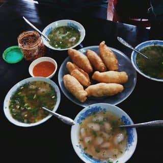 Bánh bèo, quẩy, bánh khoai, sữa chua của minhhang16 tại 22 Phan Đình Phùng, Thành Phố Hà Tĩnh, Hà Tĩnh - 853833