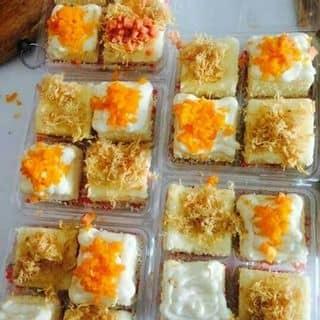 Bánh bông lan trứng muối miếng sốt đặc biệt của huynhnguyenloan tại Hồ Chí Minh - 2441103