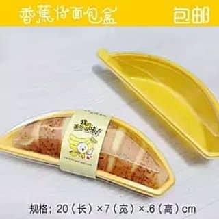 Bánh chuối hồng bảo thạch của baothachhong tại 37 Phai Vệ, Thành Phố Lạng Sơn, Lạng Sơn - 3331654