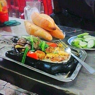 Bánh mì bít tết 🍟🍲🌮 của nangmuadong12 tại 99 Hai Bà Trưng, Thành Phố Nam Định, Nam Định - 2784413
