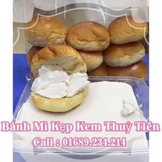Bánh Mì Kẹp Kem Dừa Tươi Thuỷ Tiên của huynhhanh214 tại 01689.234.214, Thị Xã Bình Long, Bình Phước - 511209