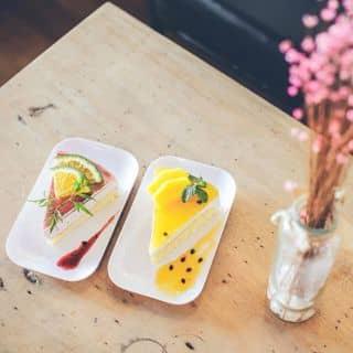 Bánh mousse chanh leo, việt quất của huydesignvn tại 5 Hai Bà Trưng, Đồng Phú, Thành Phố Đồng Hới, Quảng Bình - 3571661
