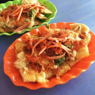 Bánh mỳ muối ớt của vananh.phan tại Ngô Gia Tự, Thành Phố Bắc Giang, Bắc Giang - 1110102