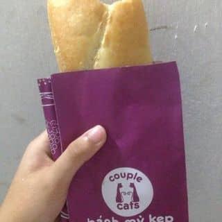 Bánh mỳ pate đầy đủ của linhnguyen99tb tại 381 Trần Hưng Đạo, Thành Phố Thái Bình, Thái Bình - 1146606