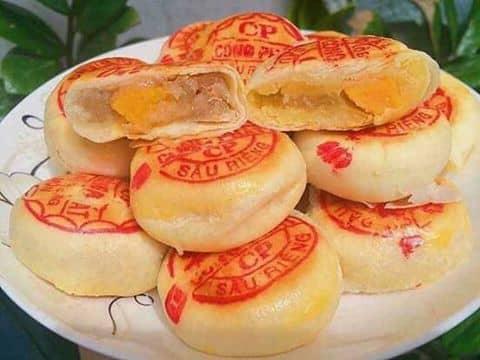Kết quả hình ảnh cho Bánh pía chay Bảo Minh
