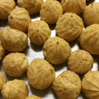 Bánh su kem tươi vỏ giòn của hongoi1109 tại 922 Trần Hưng Đạo, Thành Phố Mỹ Tho, Tiền Giang - 1586428