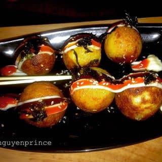 Bánh Toyoyaki của gianguyen.prince tại 11 Đường D2, Phường 25, Quận Bình Thạnh, Hồ Chí Minh - 4801444