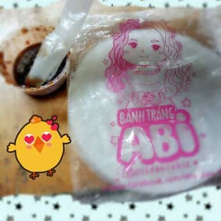 Bánh tráng ABI >.< của doremonchimte tại Shop online, Huyện Châu Thành, Hậu Giang - 3994077