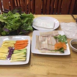 Bánh tráng cuốn thịt heo của seoulfoodvn tại 413 Trần Hưng Đạo, Thành Phố Thái Bình, Thái Bình - 3411429