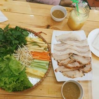 Bánh tráng thịt heo của doanminhtrang tại 19 Phạm hồng Thái, Quang Trung, Thành Phố Hải Dương, Hải Dương - 2621780
