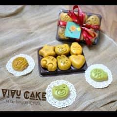 Các hình ảnh được chụp tại ViVu Cake - Tam Trinh