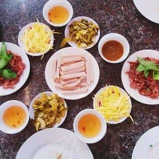 Bánh ướt thịt nướng của sarahtran95 tại Thành Phố Buôn Ma Thuột, Đắk Lắk - 4397191