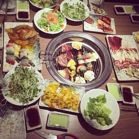 Các hình ảnh được chụp tại Hana BBQ & Hot Pot Buffet - Phạm Viết Chánh