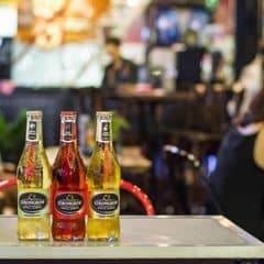 Bia Strongbow tại Hornbill Saigon - Snackbar & Cafe của Nami