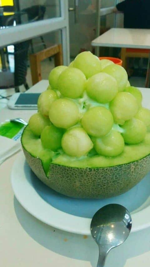 Bing su trái cây - 2612624 michaelchung - Thế giới tráng miệng Pacman - Phạm Viết Chánh - 13 Phạm Viết Chánh, Quận 1, Hồ Chí Minh