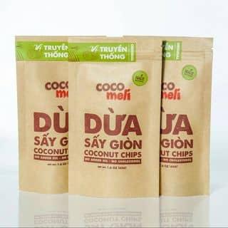 bộ 3 sản phẩm dừa sấy giòn cocomeli  của siuchen1 tại Shop online, Huyện Lục Yên, Yên Bái - 3642657