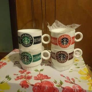 Bộ 4 cốc Star Bucks của pekoimaiyeuanh tại Thái Bình - 2533049