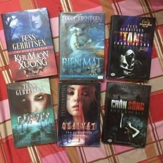 Bộ 6 cuốn Tess Gerritsen của thuydung9993 tại Hồ Chí Minh - 3112938