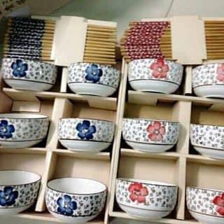 Bộ chén đũa nhật của huyennhu14 tại Quảng Ngãi - 2253377
