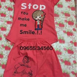 Bộ quần áo cộc cho bé gái của buihien50 tại Phú Thọ - 3341302