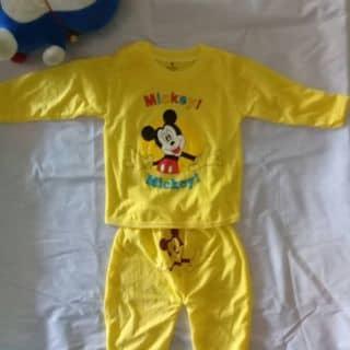 Bộ tay dài cho bé của nguyendiem337 tại Sóc Trăng - 3818076