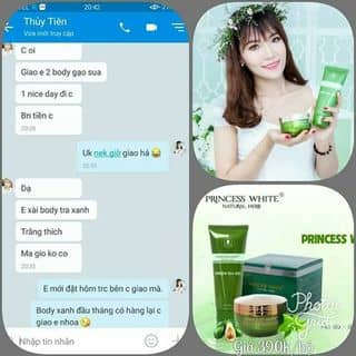 Body trà xanh của lethianhthu1 tại Hồ Chí Minh - 3737919