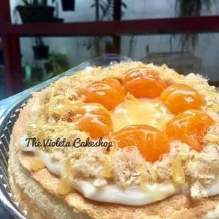 Bông lan trứng muối 16cm  của ngocbao376 tại Quận Thủ Đức, Hồ Chí Minh - 3409468