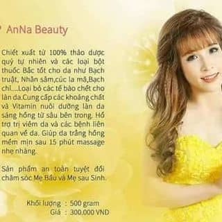 bột đắp mặt ANNABEAUTY của annabeauty1994 tại Hồ Chí Minh - 3369416