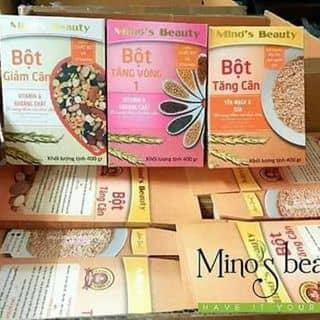 BỘT THIÊN NHIÊN MINO BEAUTY của thienminh75 tại Shop online, Huyện Triệu Phong, Quảng Trị - 3512290