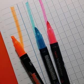 bút dạ quang 3 màu của thuminh593 tại Shop online, Quận Tân Phú, Hồ Chí Minh - 3563886