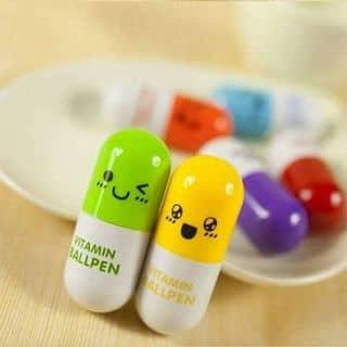 Bút viên thuốc cảm xúc của thonull tại Shop online, Huyện Bắc Hà, Lào Cai - 2716982