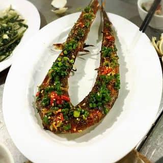 Cá chìa vôi nướng muối ớt của lynda.nguyen.92 tại Dương Đình Nghệ, Quận Sơn Trà, Đà Nẵng - 412833