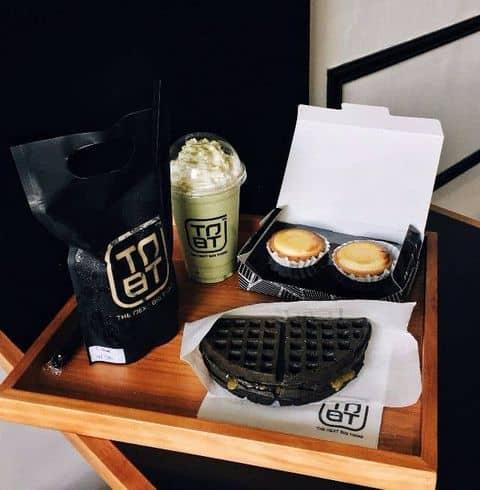 Cafe trắng - 4117582 hanhho96 - The Next Big Thing (TNBT) - White Coffee & Tea, Waffle, Cheese Tart - 190 Đường 3 tháng 2, Phường 12, Quận 10, Quận 10, Hồ Chí Minh