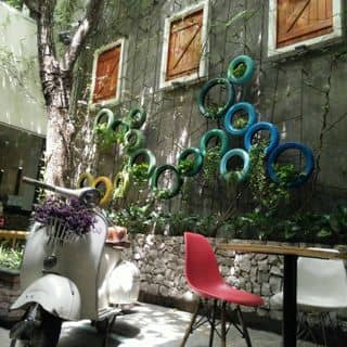 Cafe Vespa của faguang tại 99/30 Nguyễn Thái Bình, Phường 4, Quận Tân Bình, Hồ Chí Minh - 1223585
