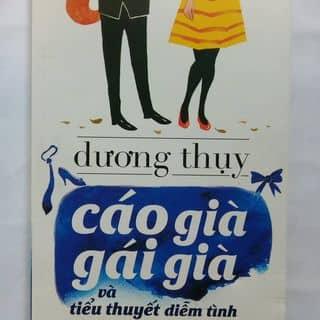 Cáo già gái già và tiểu thuyết diễm tình  của utthuy tại Hùng Vương,  TT Dầu Tiếng, Huyện Dầu Tiếng, Bình Dương - 3391907