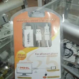 Cáp MHL kết nối điện thoại với tivi 3 mét của emselanguoianhyeunt tại Bình Phước - 2279972