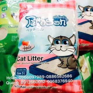 Cát vệ sinh dành cho chó mèo của quanghoanyb tại Yên Bái - 3206174