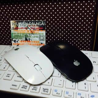 Chuột không dây apple đen của phukiendaingai.vn tại Sóc Trăng - 3403259